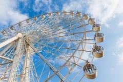 Ferris koło Zdjęcia Stock