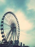 Ferris koło Obraz Royalty Free