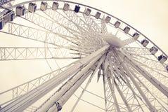 Ferris koło, Luna park Obrazy Stock