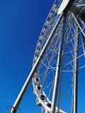 Ferris ko?o na tle niebieskie niebo obraz royalty free