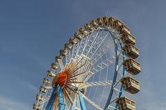 Ferris koło przy Theresienwiese w Monachium, Niemcy, 2016 Obrazy Stock