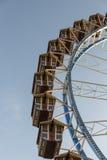 Ferris koło przy Theresienwiese w Monachium, Niemcy, 2016 Fotografia Stock