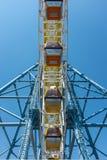 Ferris koło Tbilisi Gruzja Europa Zdjęcia Stock
