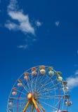 ferris kolorowy koło Obrazy Royalty Free