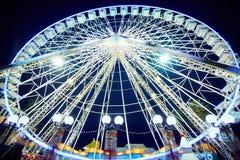 Ferris Nice, França Foto de Stock Royalty Free