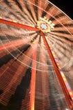 ferris night wheel Στοκ Φωτογραφία