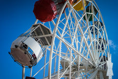 Ferris próximos Barca Imagem de Stock Royalty Free