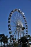 Ferris-Rad in Perth, Australien Stockbilder
