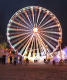 Ferris-roda foto de stock
