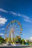 Ferris roda dentro o parque Bondina Imagens de Stock