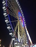 Ferris roda dentro Paris foto de stock