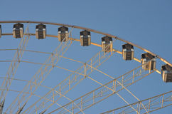 Ferris roda dentro Paris Fotografia de Stock