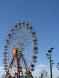 Ferris roda dentro Tigre, Buenos Aires imagens de stock