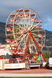Ferris-rotella Fotografia Stock