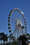 Ferris-rotella a Perth, Australia Immagini Stock