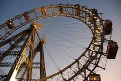 Ferris rueda adentro Viena Imagen de archivo