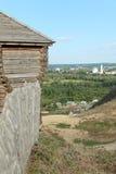 Ferris settlement Royalty Free Stock Photo