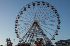 Ferris sombres Photo stock