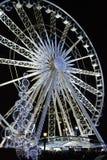 Ferris spinge dentro Parigi Fotografie Stock
