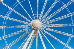 Ferris Spokes Images stock