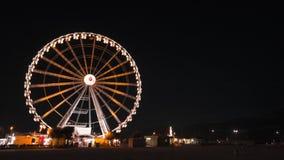 Ferris toczy wewnątrz Rimini zdjęcie wideo