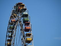 Ferris wheel 01 Royalty Free Stock Photo
