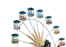 The Ferris wheel Royalty Free Stock Photo