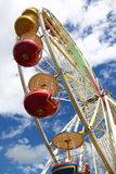 Ferris wheel against sky  Stock Image