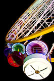 Ferris Wheel. In the Park of Reuilly during the Foire du Trone Stock Photo