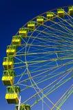Ferris wheel. On the fair of El Puerto de Santa Maria Royalty Free Stock Photo