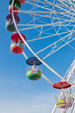 Ferris wheel. Royalty Free Stock Image