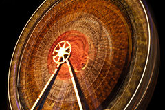 Ferris Wheel. At amusement park Royalty Free Stock Photos