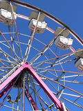 Ferris Wheel. Close-up of Ferris Wheel Royalty Free Stock Image