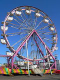 Ferris Wheel. At Carnival Stock Photography