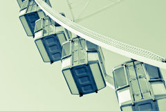 A Ferris wheel Royalty Free Stock Image