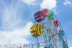 Ferris Wheel Lizenzfreie Stockbilder