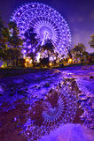 Ferris Wheel Stockbild