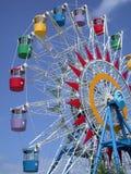 Ferris wheel. A Vietnamese ferris wheel stock photo