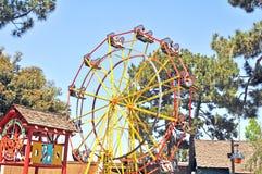 Ferris Wheel stockfoto