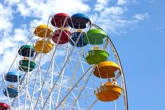 ferris wheel Στοκ φωτογραφία με δικαίωμα ελεύθερης χρήσης