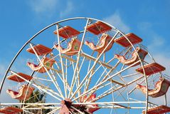 Ferris-wheel Royalty Free Stock Photography