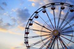 Ferris Wheel Stock Afbeelding