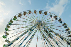 Ferris Wheel fotografie stock