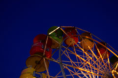 Ferris Wheel Imagens de Stock