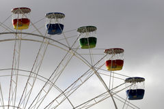 Ferris Wheel. Luna Park, Sydney, Australia Stock Photos