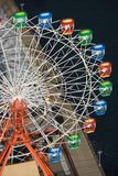 Ferris wheel. Royalty Free Stock Photo