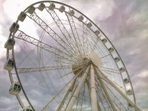 Ferris Wheel fotografia de stock royalty free