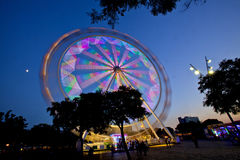 Ferris Wheel Images libres de droits