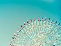 Ferris Wheel Lizenzfreie Stockfotos