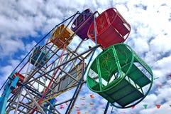 Ferris Wheel Foto de Stock